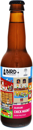 Bird Brewery / Oersoep Chick Magnet