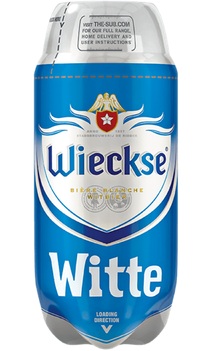 Wieckse Witte TORP - 2L Keg (Best Before: 31-07-2019)