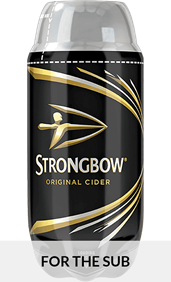 Strongbow Original Cider TORP - 2L Keg