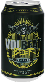 Volbeat Beer Pilsener