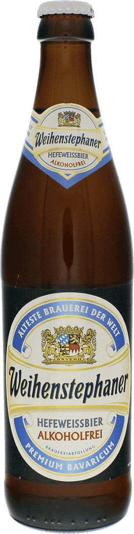 Alcohol free Wheat beer