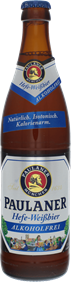 Paulaner Hefe Weissbier Alcohol free