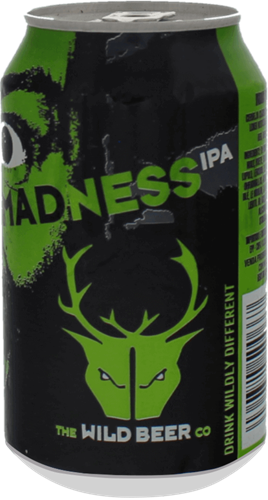 Wild Beer Co Madness