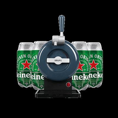 The SUB Classic grau Heineken Starter Set