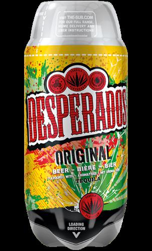 Desperados Fut The Sub Achat Biere En Ligne Beerwulf
