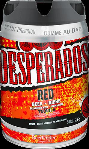 Desperados Red Draught Keg Buy Now Beerwulf