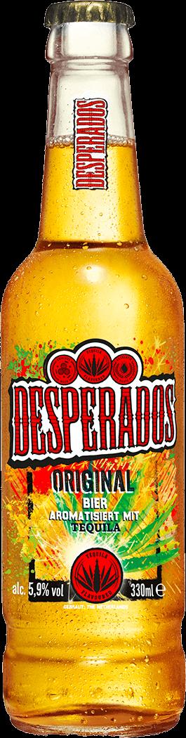 Desperados Bestel Nu Beerwulf