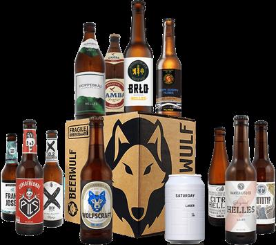German Lager and Pilsner Beer Case