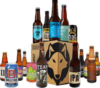 IPA Beer Case