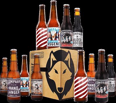 Kompaan Beer Case