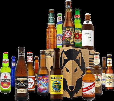 Coffret de Bières Lager & Pils