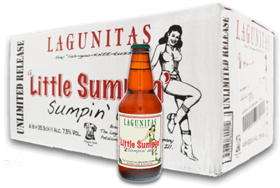 Lagunitas A Little Sumpin Sumpin Value Case