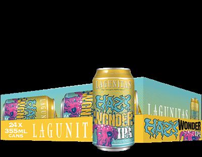 Lagunitas Hazy Wonder Voordeelverpakking