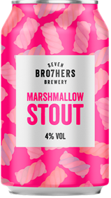 Seven Bro7hers Marshmallow Stout
