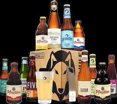 St-Feuillien Bierpakket