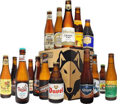 Coffret de Bières Belges Dégustation