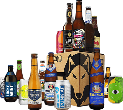 Alcohol Free Beer Case