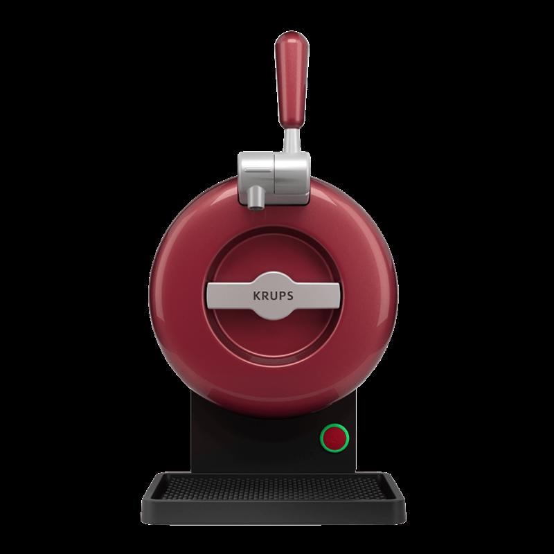 The SUB Rosso Metallo