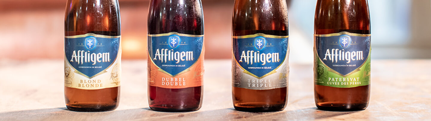 Brewery of the Month Beerwulf:  Affligem